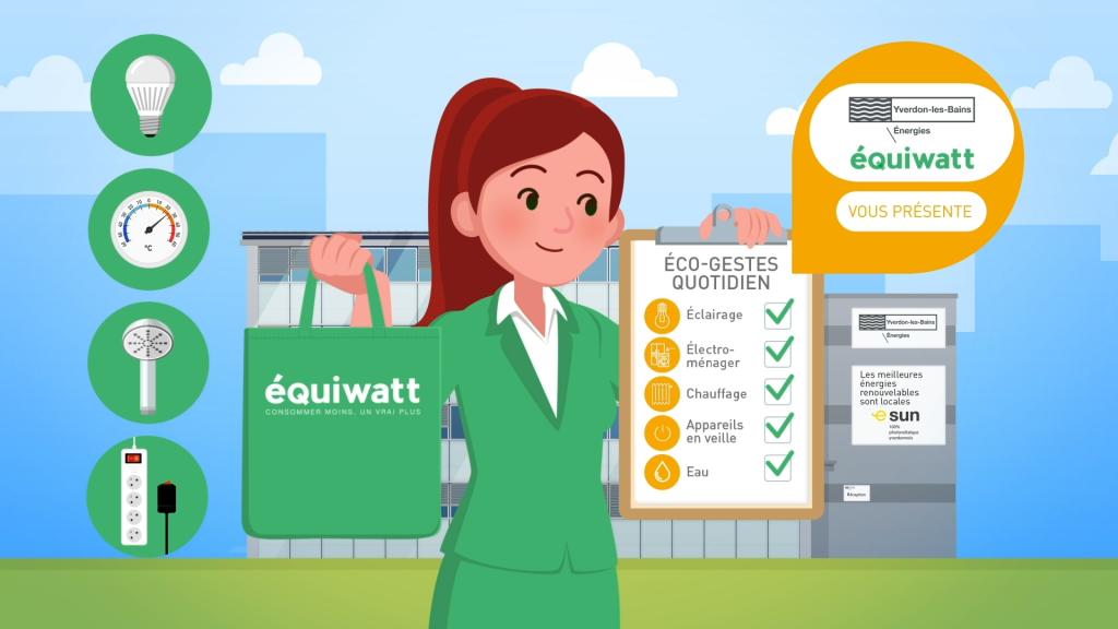 équiwatt - Kit économie d'énergie