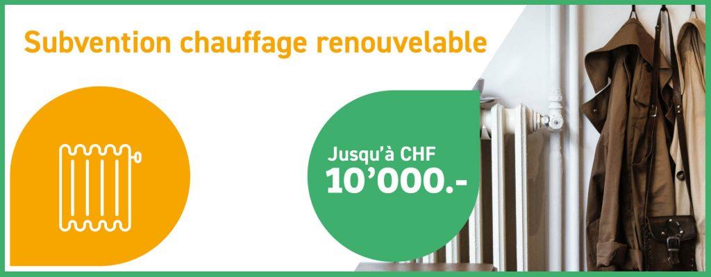 équiwatt - Chauffage renouvelable